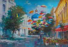Житомирські парасольки