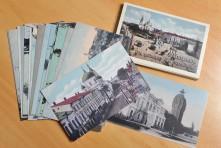 """Комплект """"Житомир на початку ХХ століття"""" із 18 листівок з обкладинкою"""